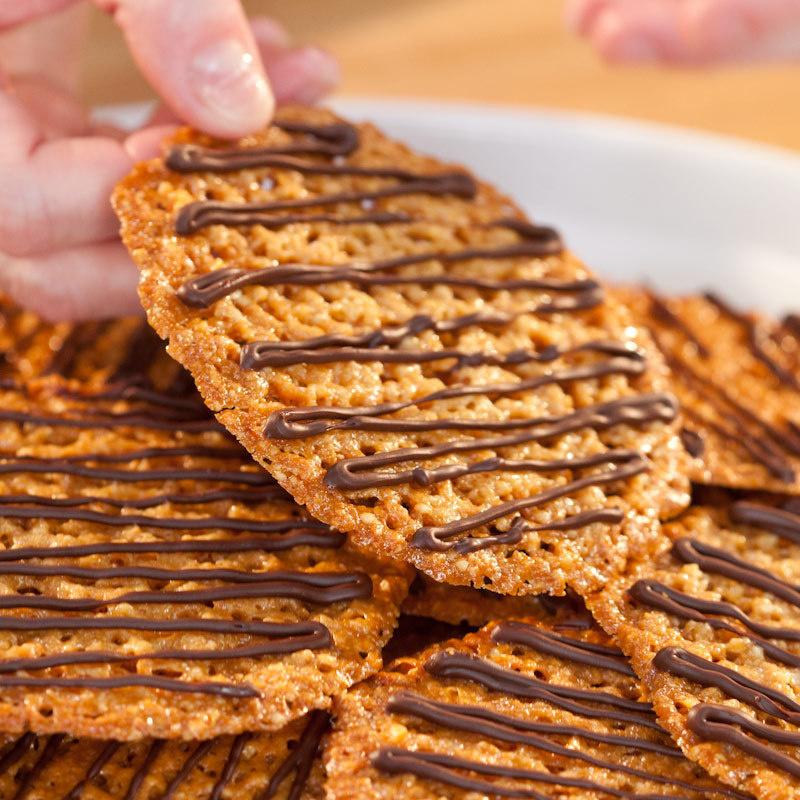 Florentine Cookies America S Test Kitchen