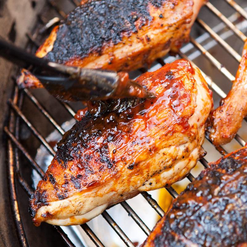 America S Test Kitchen Best Barbecued Chicken And Cornbread