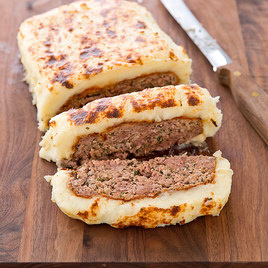 America S Test Kitchen Frosted Meatloaf