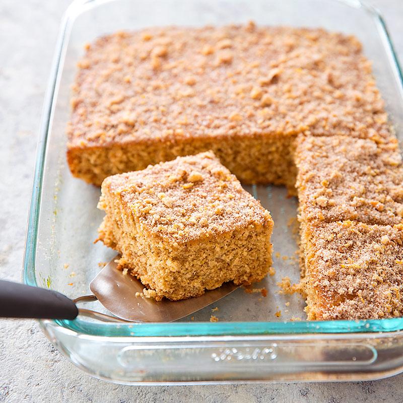 Orange Kiss-Me Cake Recipe - Cook's Country