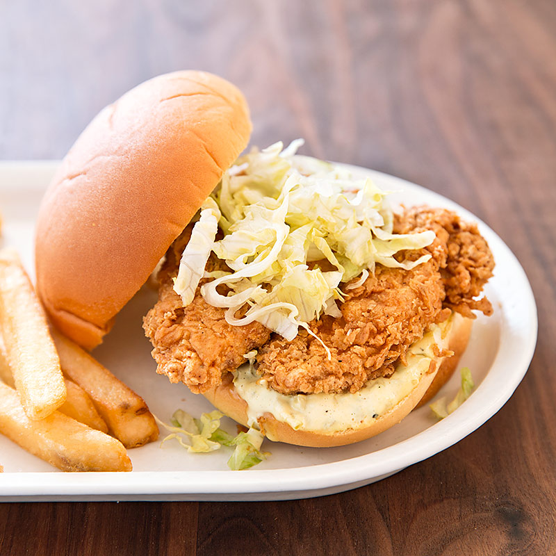 Fried Chicken Sandwiches | Cook's Country - photo#31