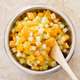 Papaya, Clementine, and Chayote Salad