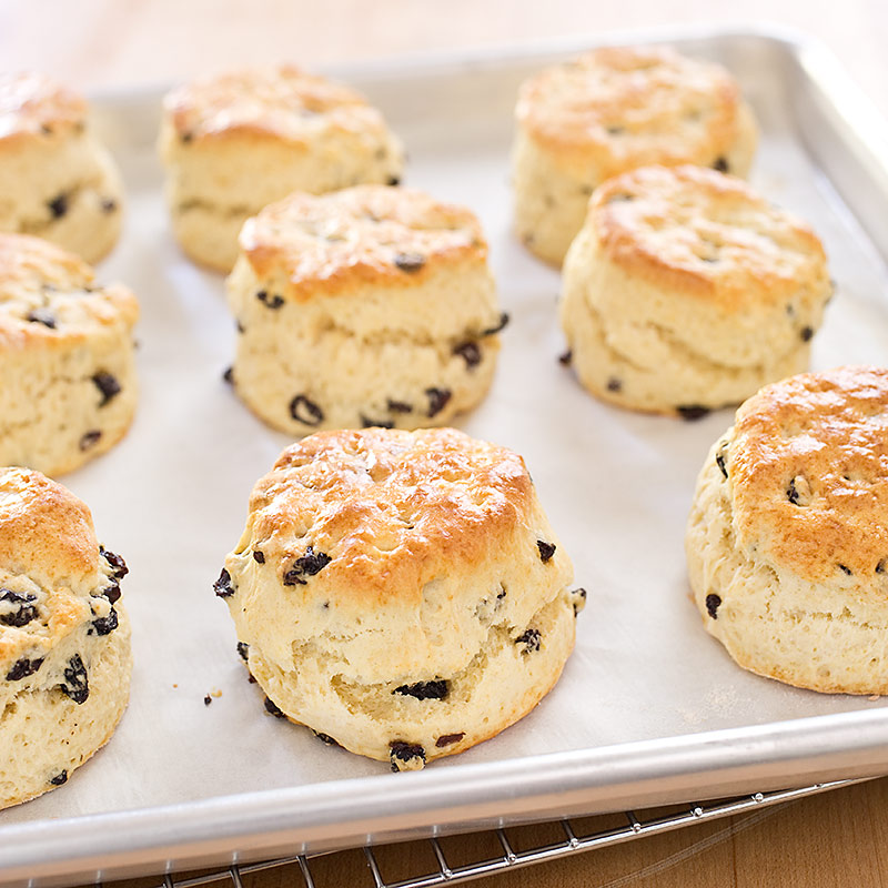 America S Test Kitchen Scones