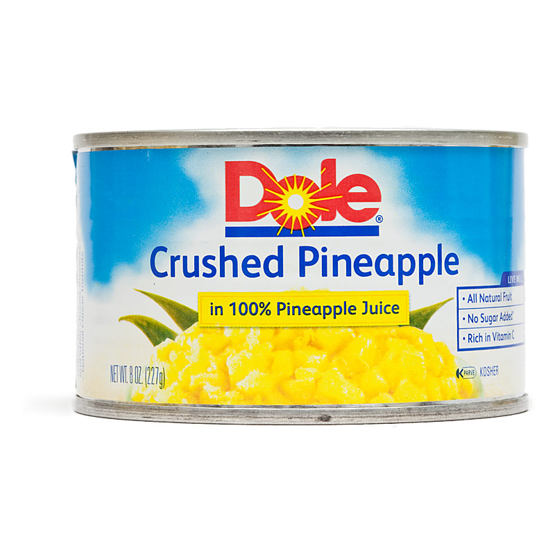 Canned Crushed Pineapple | Cook's Country