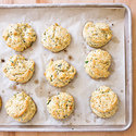 Mixed Herb Drop Biscuits