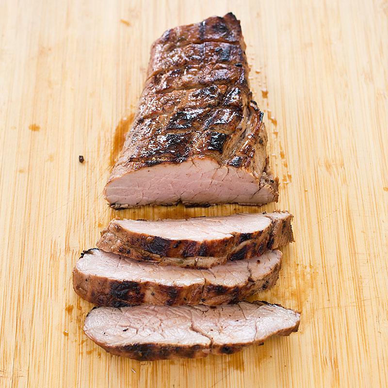 Recipe Pork Tenderloin Steaks America S Test Kitchen