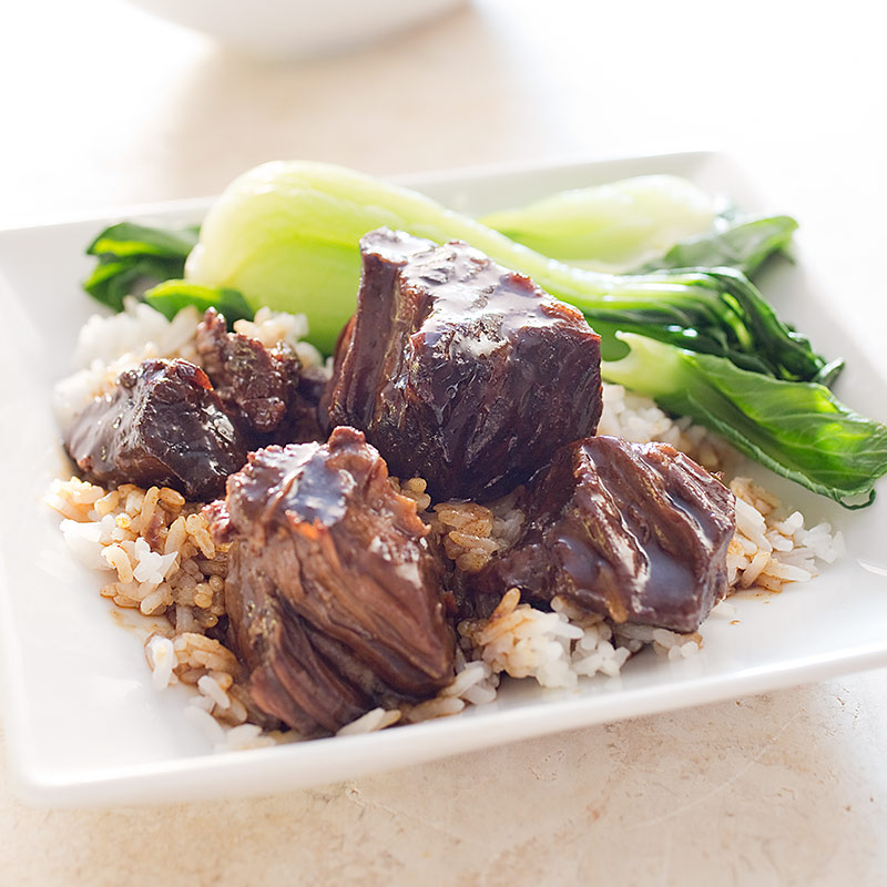 Chinese Braised Beef America S Test Kitchen