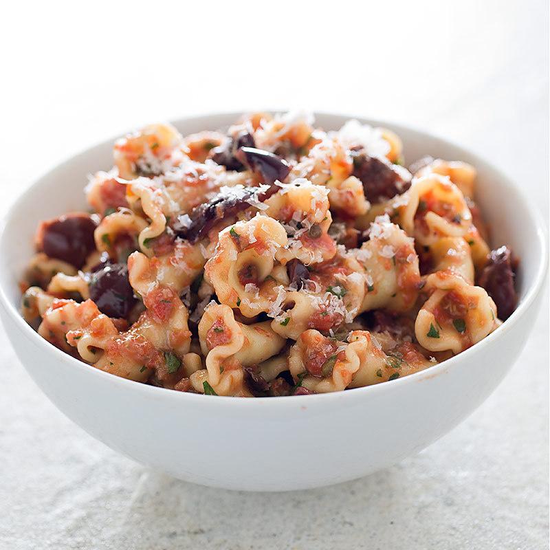 America S Test Kitchen Season  Pasta Puttanesca