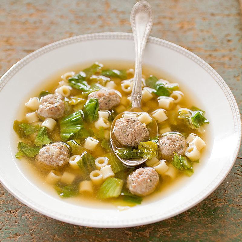 America S Test Kitchen Super Greens Soup Recipe