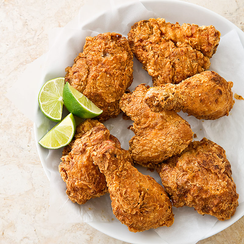 Cooks Kitchen Tv Latin Fried Chicken Recipe