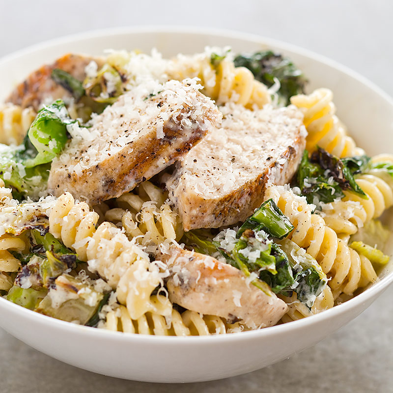 Grilled Chicken Caesar Pasta Salad Cook S Country