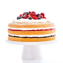 Cook S Country Chiffon Layer Cake