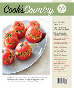 June July 2014 Recipes Cook S Country