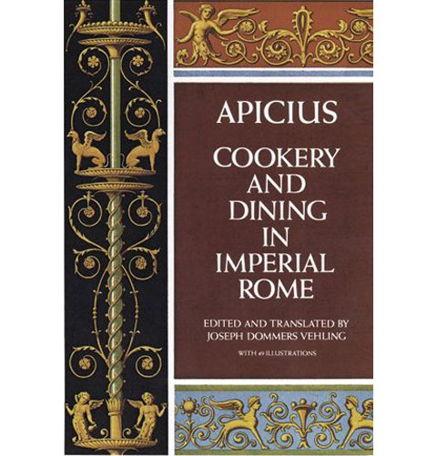 Apicius : Meatloaf in the Old Days
