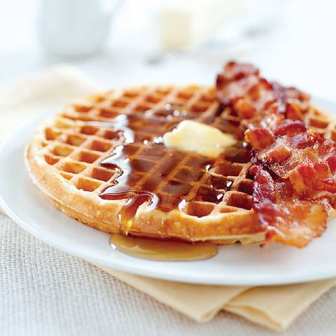 RECIPE FOR MEMBERS: Buttermilk Waffles