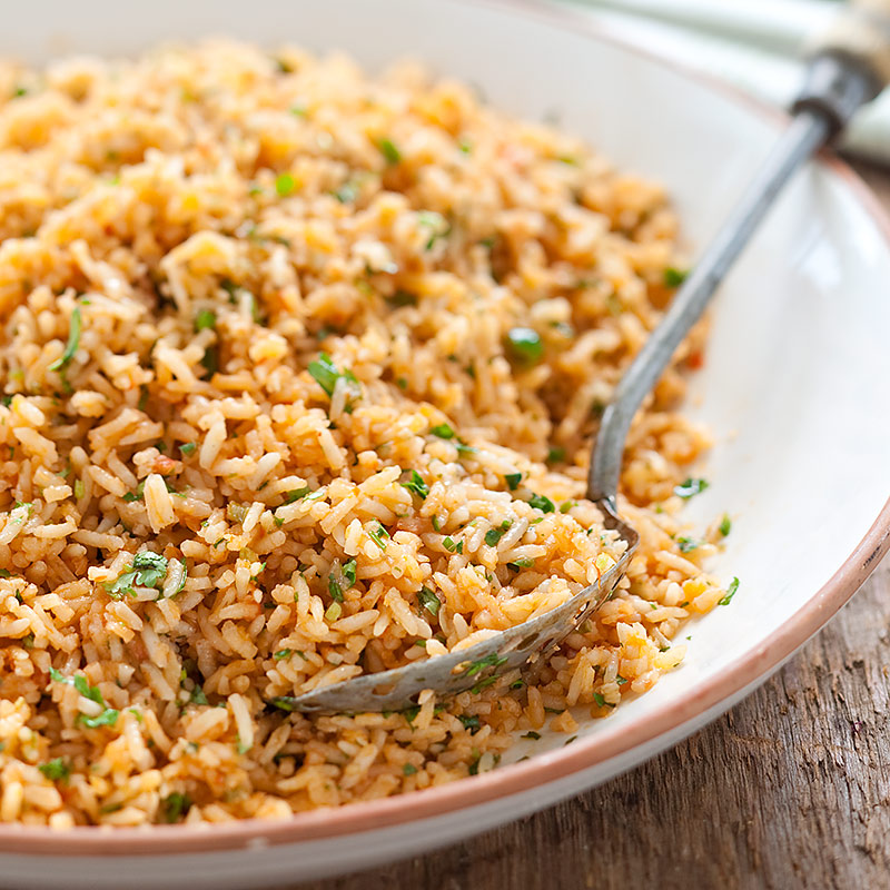Mexican Rice America S Test Kitchen Recipe