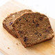 Zucchini Bread with Walnuts and Dried Cherries