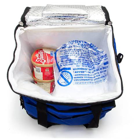 Cooler Party. For a tight budget. A cooler may be your best solution. You come and pick it up from our warehouse filled with ice cream and keep the cooler after your event is over.