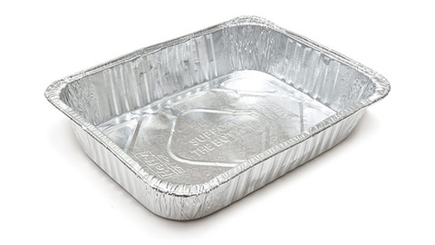 Can You Bake Meat In Foil Cake Pans