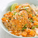 Thai-Style Chicken and Sweet Potato Curry
