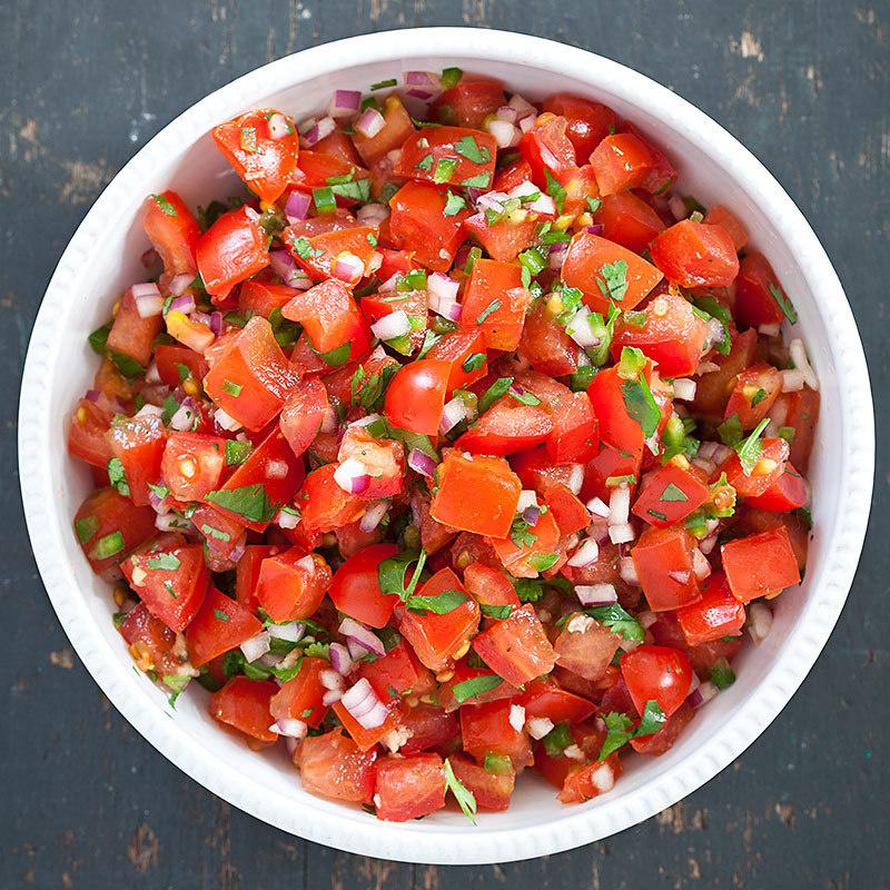America S Test Kitchen Tomato Salsa