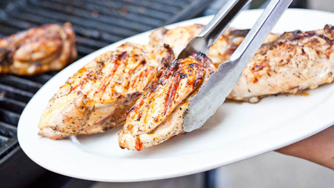grilled bone in chicken breast 9 steps to perfectly glazed and grilled bone in chicken 30889
