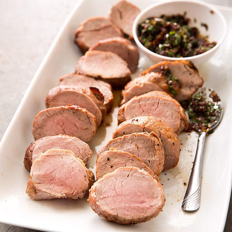 Broiled Pork Tenderloin America S Test Kitchen