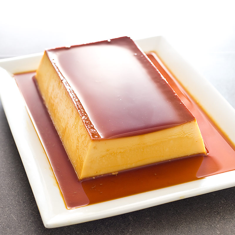 Perfect Latin Flan America S Test Kitchen