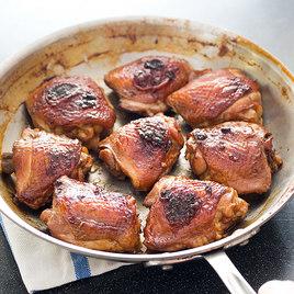 Mahogany Chicken America S Test Kitchen