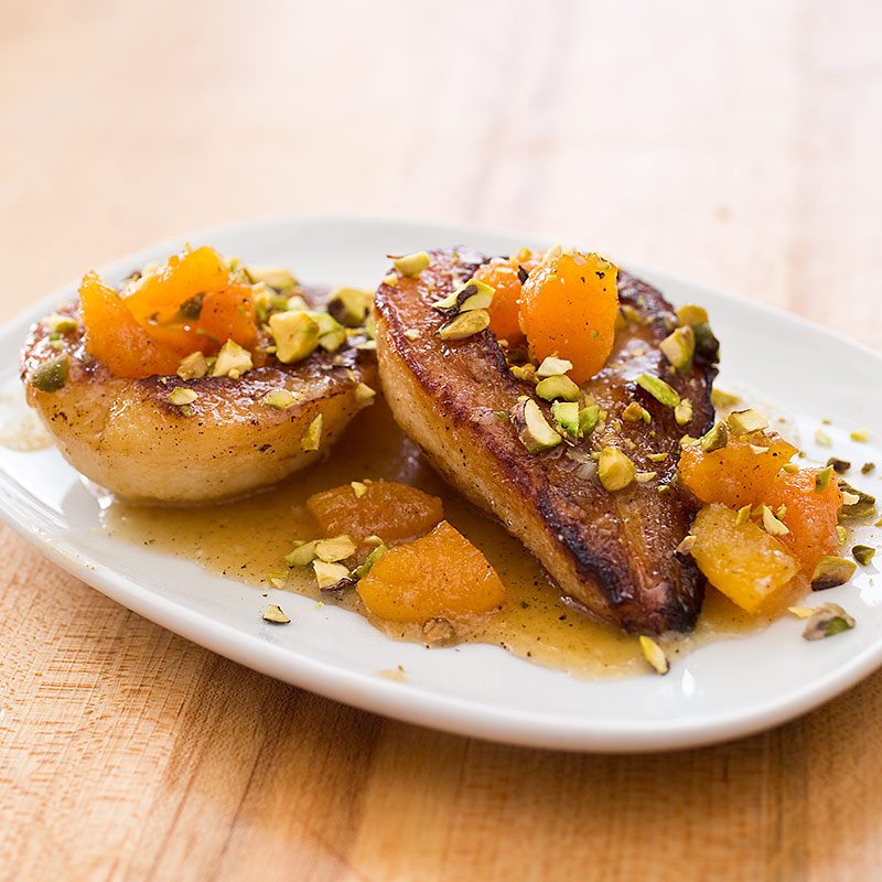 America S Test Kitchen Roasted Pears