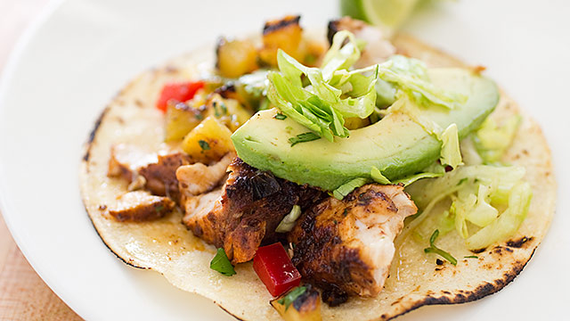 America S Test Kitchen Grilled Fish Tacos