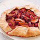 Freeform Summer Fruit Tart
