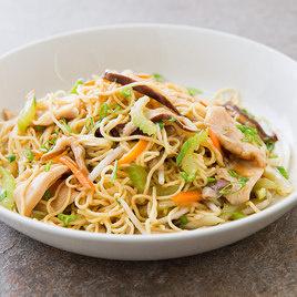 America S Test Kitchen Chicken Chow Mein