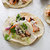 Salmon Tacos with Latin Slaw