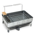 Simple Human Steel Frame Dishrack