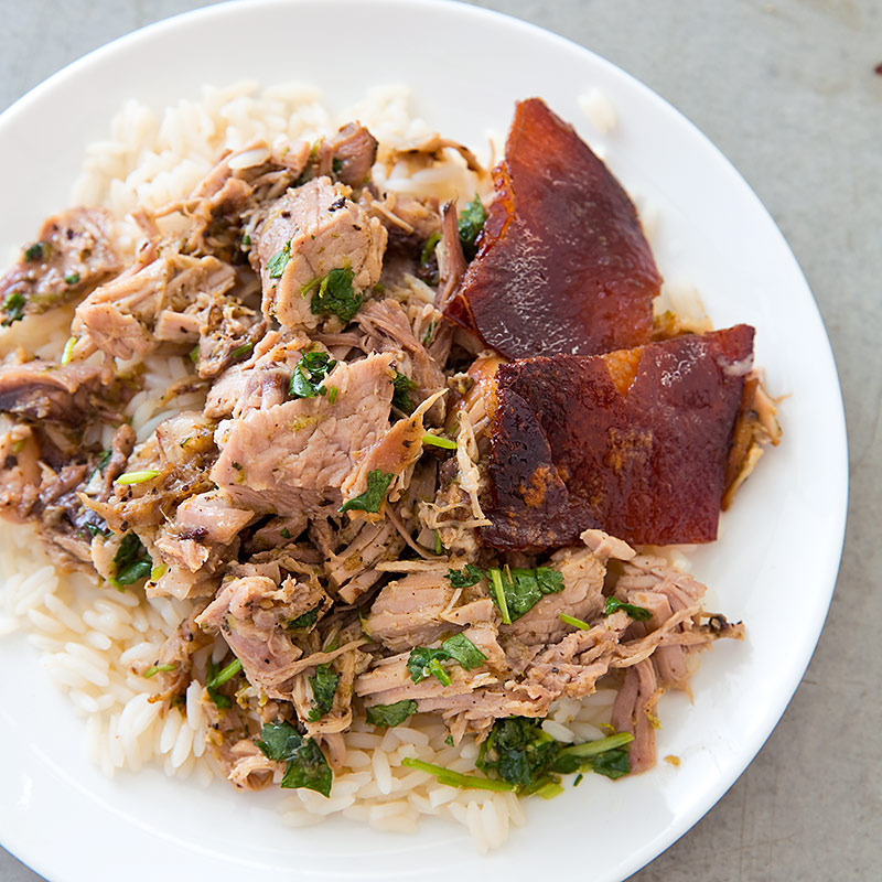 Pork Pernil America S Test Kitchen