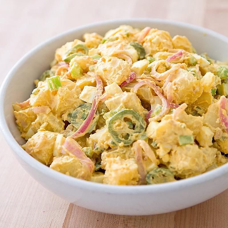 America S Test Kitchen Potato Salad