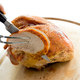 Easy Roast Turkey Breast with Orange and Rosemary