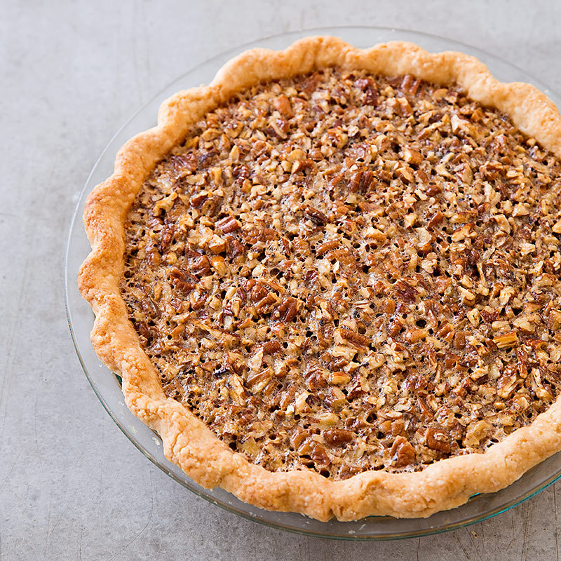Perfect Pecan Pie and All-American Pie Dough
