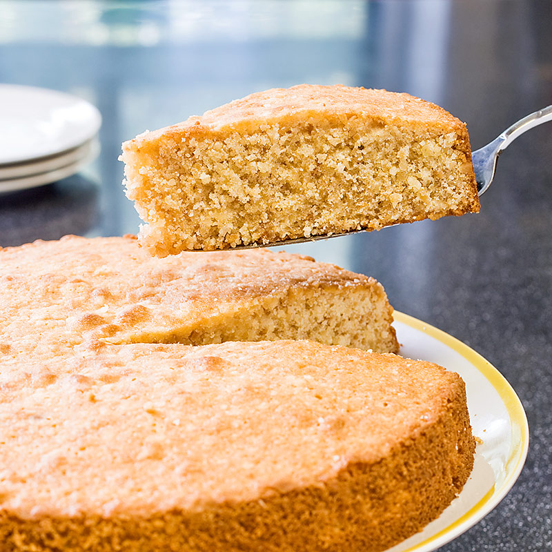 Italian Almond Cake Recipe Cooks Illustrated