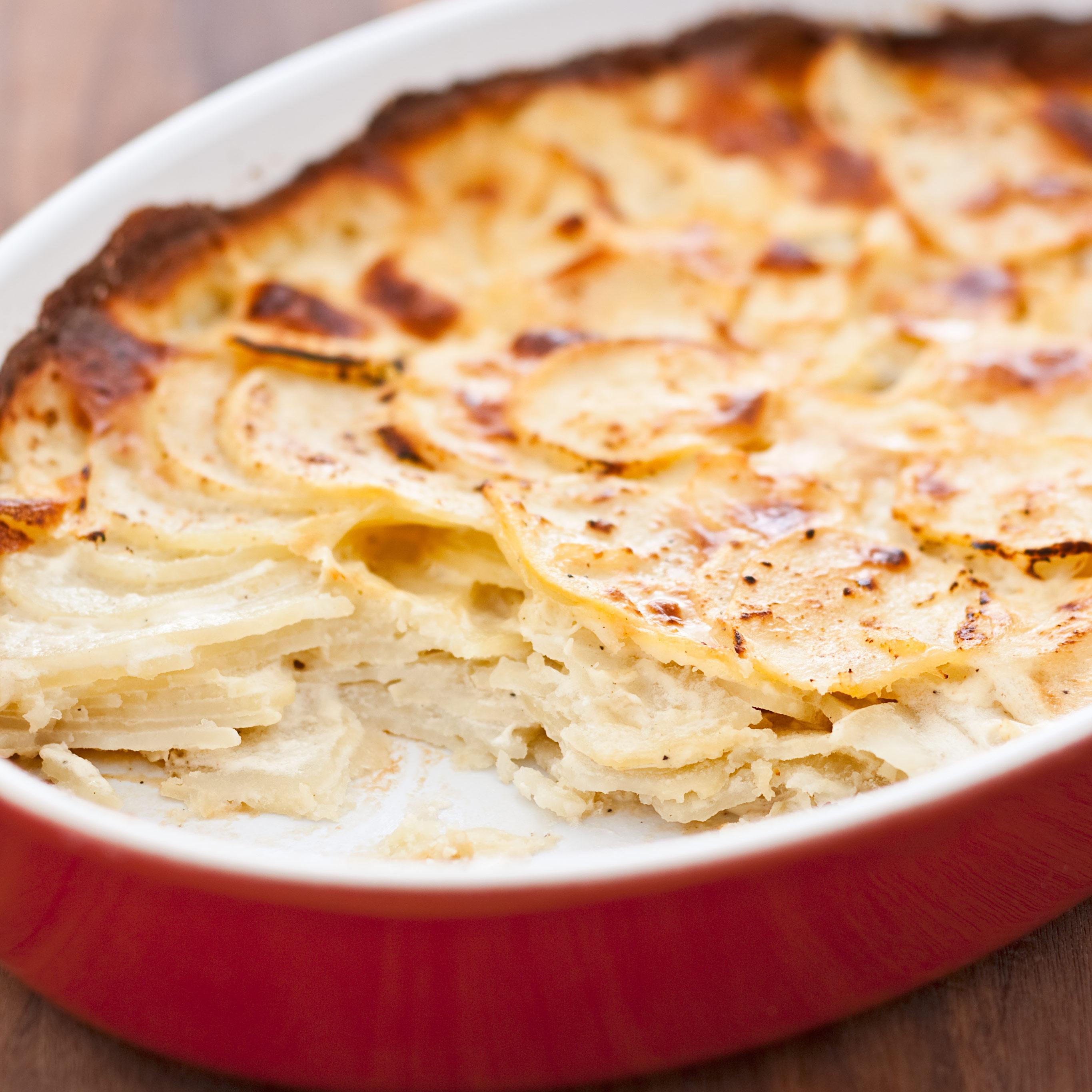 America S Test Kitchen Potato Gratin