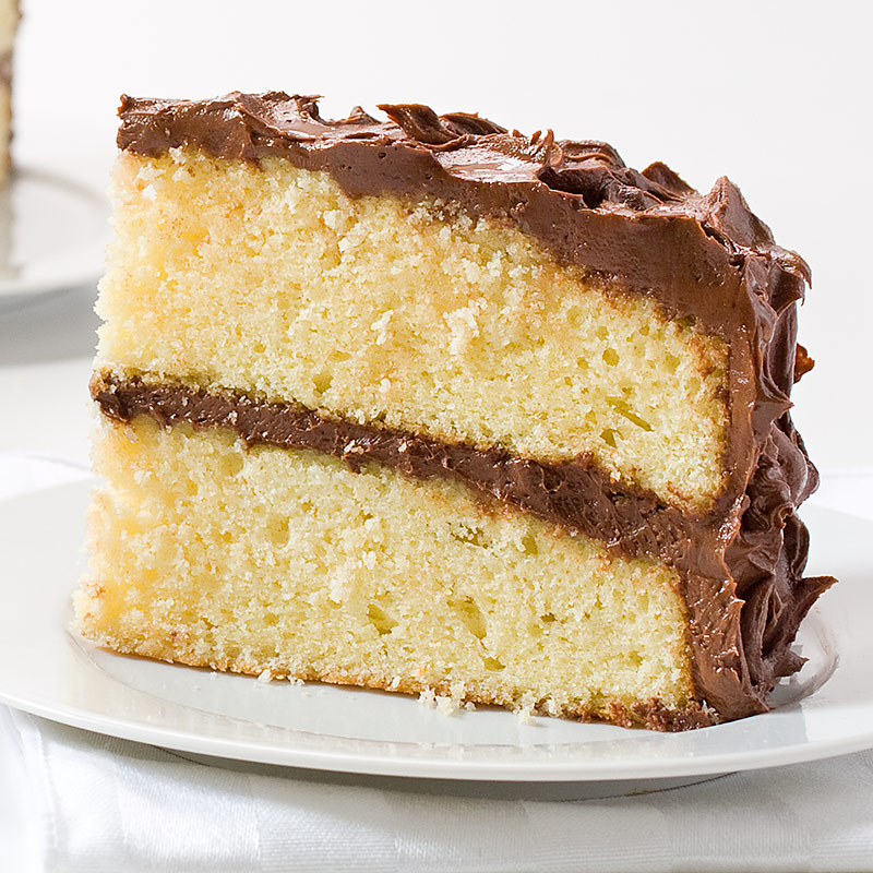 America S Test Kitchen Yellow Layer Cake