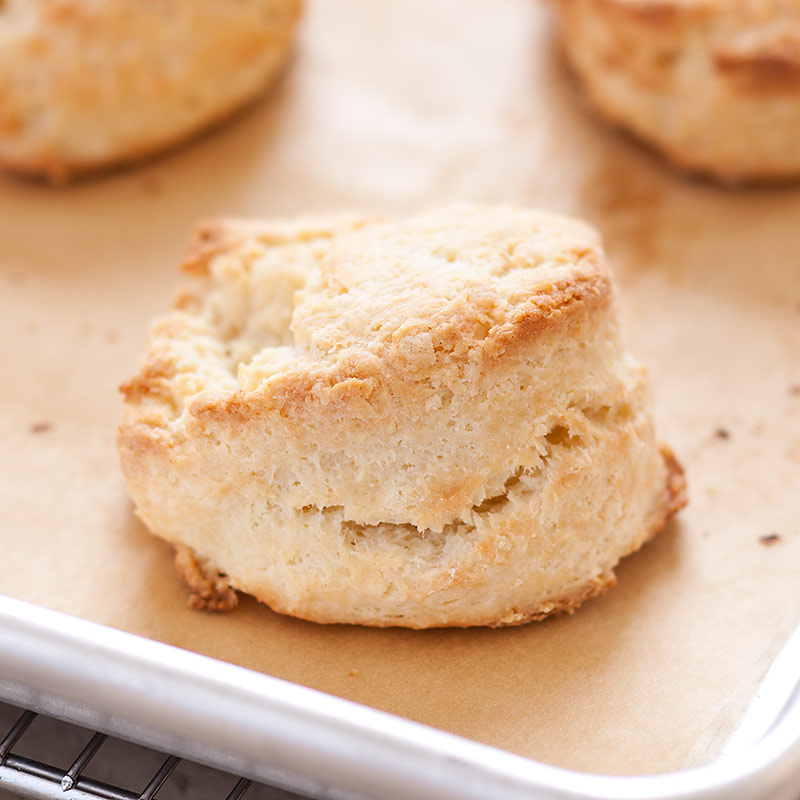America S Test Kitchen Sour Cream Biscuits