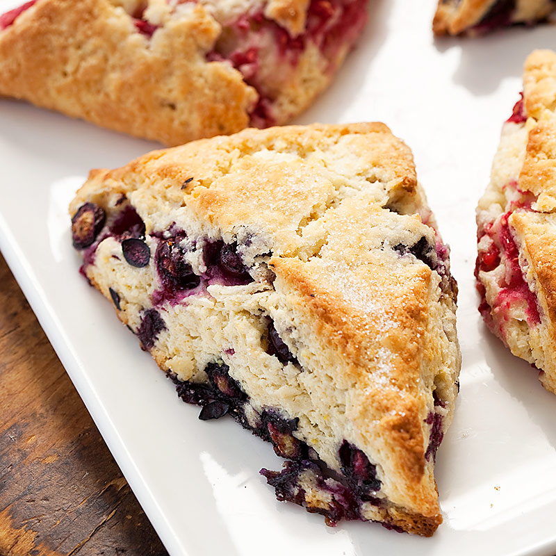 Blueberry Scones | America\'s Test Kitchen