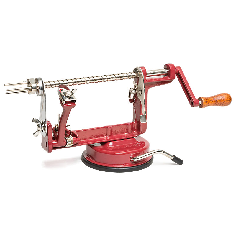 Back To Basics Kitchen: The Best Apple Processors (Peelers)