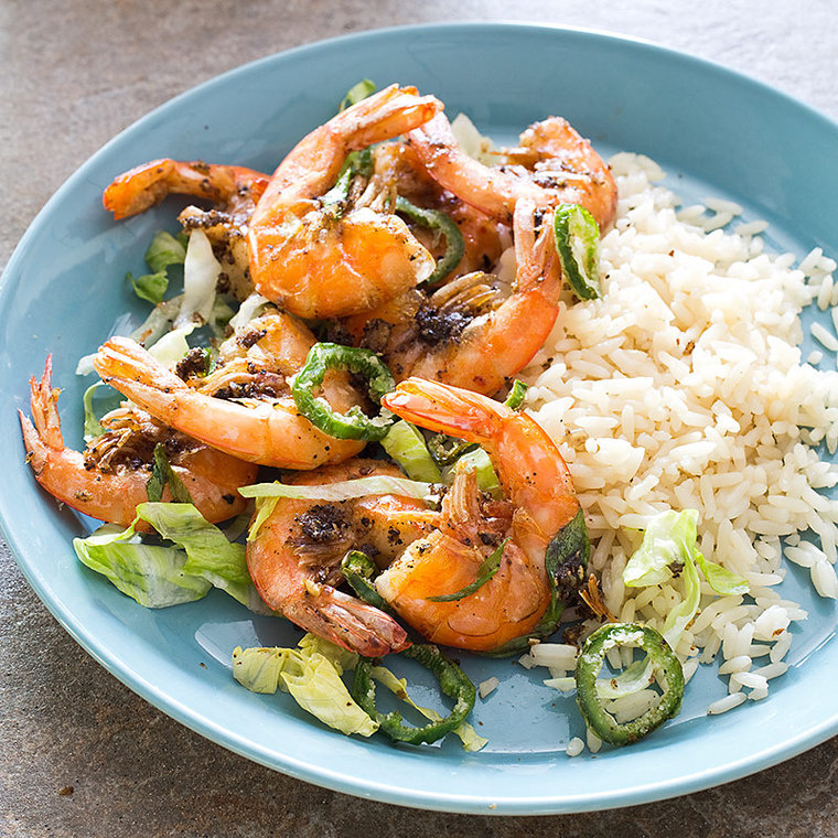 Crispy Salt And Pepper Shrimp America S Test Kitchen