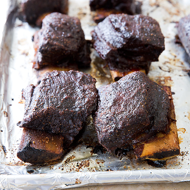 Indoor Barbecue Beef Short Ribs America S Test Kitchen