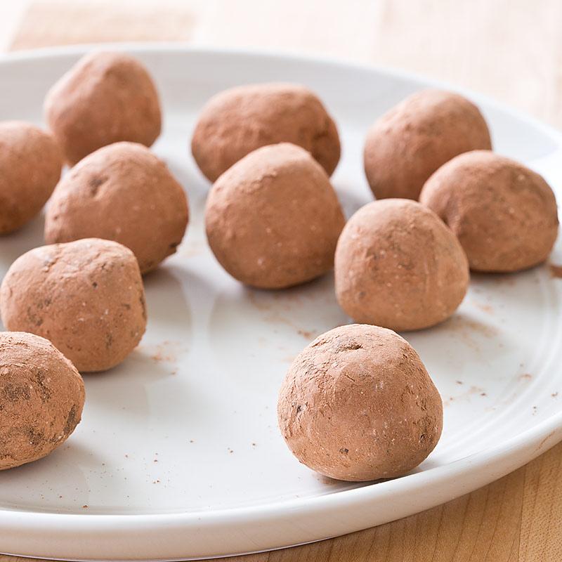 America S Test Kitchen Truffles