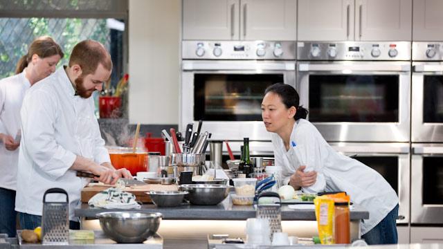 The Kitchen Show tour the test kitchen - america's test kitchen