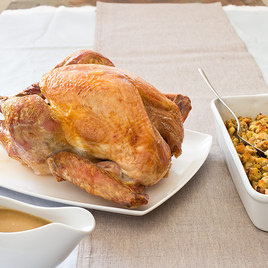 Roast Turkey Parts America S Test Kitchen